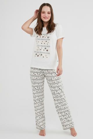 Set Pijama Bu4U Yourself