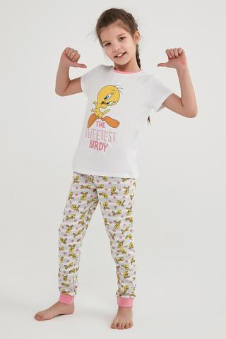 Set Pijama Girls Family Tweety