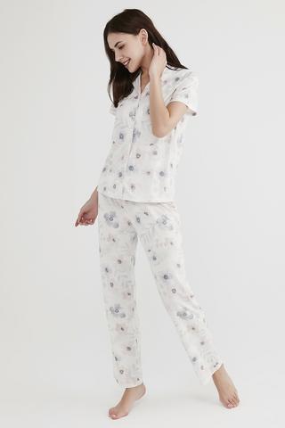 Set Pijama Dreamy Flowers