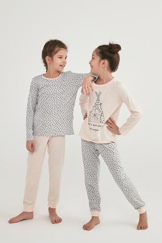 Set Pijama Girls Imagine 4 Buc