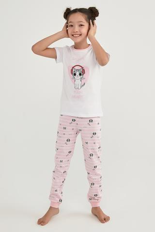 Set Pijama Girls Listen