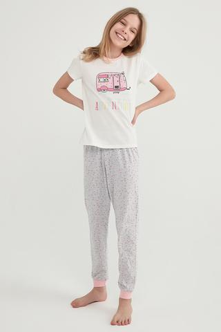 Set Pijama Teen Cutest Trip