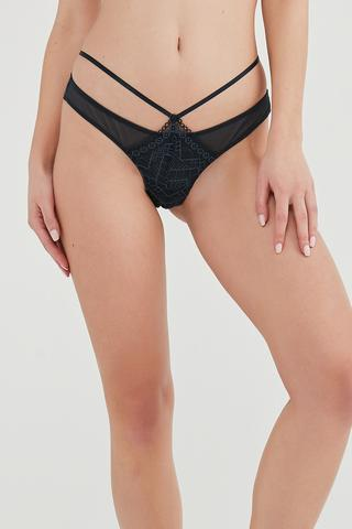 Bloom Strappy Brazilian Buttom