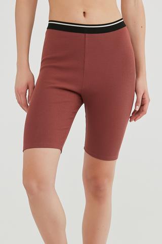 Pantaloni Scurti Bu4u Rib
