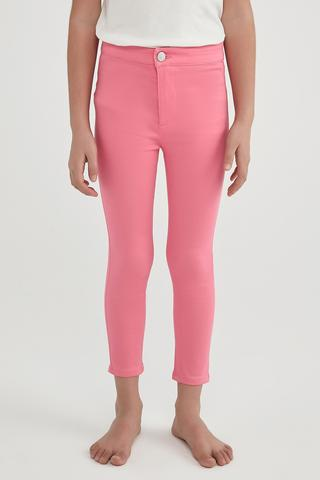 Girls Neon Basic Legging