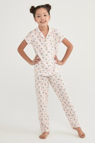 Set Pijama Fetițe Ent Meadow