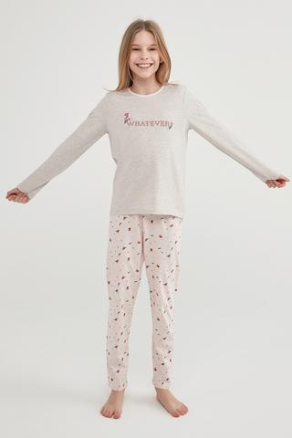 Set Pijama Fetițe Whatever