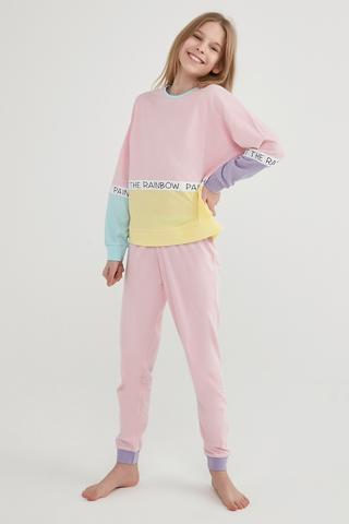 Set Pijama Teen Paint