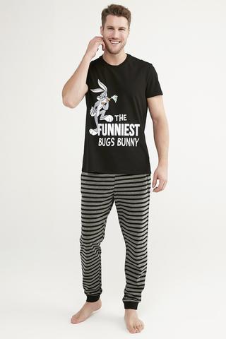 Set Pijama Lic Bugs Bunny