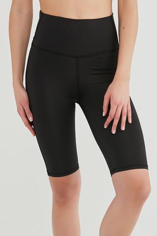 Pantaloni Scurți Super High Rise Stretchy