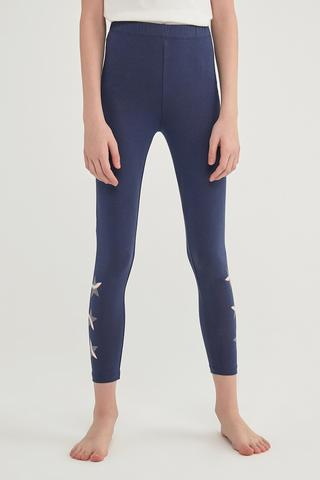 Teen Star Printed Legging