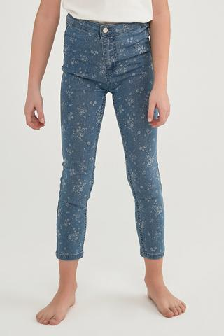 Girls Flora Jegging