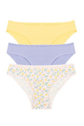 Funny Lemons 3In1 Slip