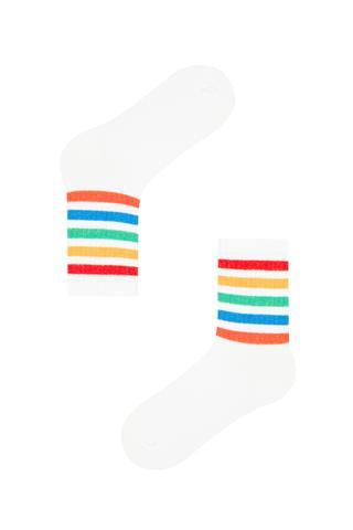Boys Stripe Socks