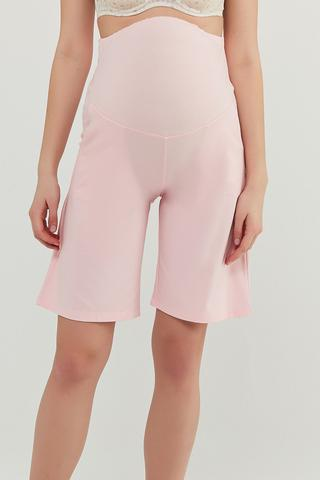 Pantaloni Scurți Mama Pink Long