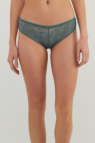 Rusty Lace Brazilian Bottom