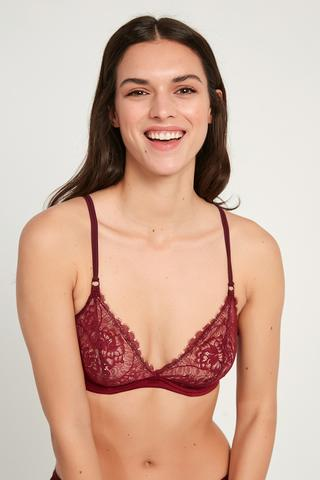 Little Wired Lace Bra