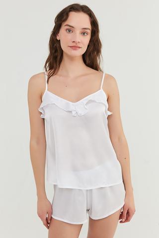 Set Pijama Gift Bridal Satin