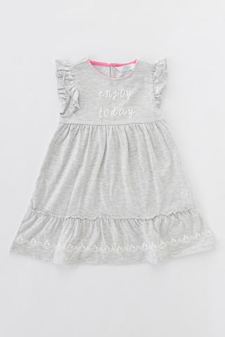 Girls Ditsy Dress
