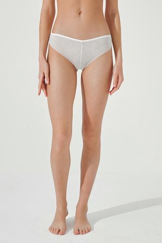 İnvisible Lace Brazilian Bottom