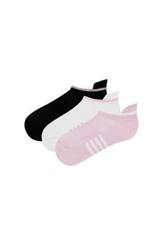 Șosete Scurte Fetițe Sport 3 Buc