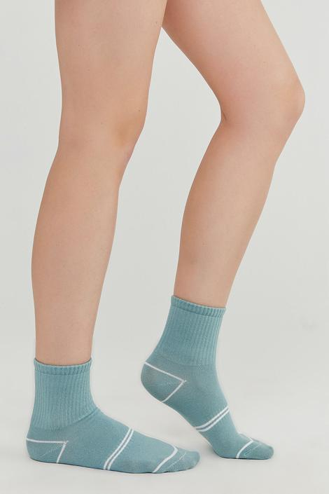 Șosete Lungi Cool Color 3 Buc