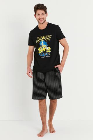 Set Pijama Lic Minions