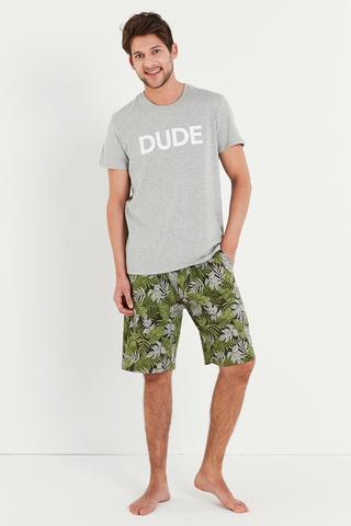 Set Pijama Dude