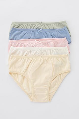 Girl Veg-t Soft 5In1 Slip Bottom