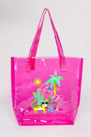 Girl Crazy Island Bag