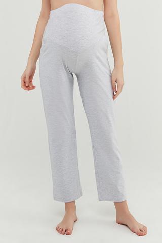 Pantaloni Mama Gray
