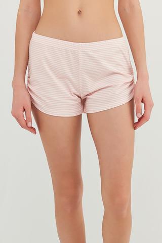Pretty Striped Pantalon Scurt