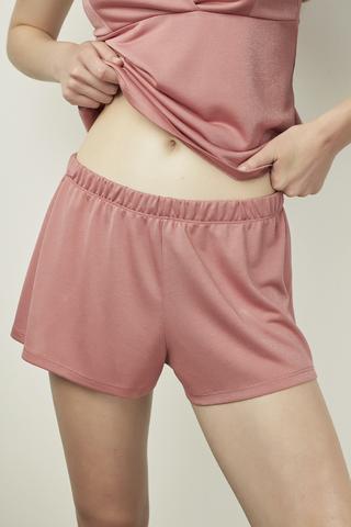 Pantaloni Scurți Pink Nude