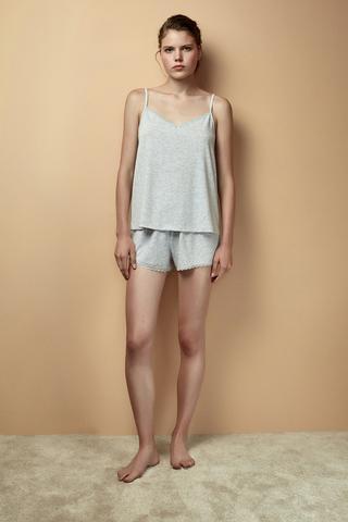 Set Pijama Melange Lace
