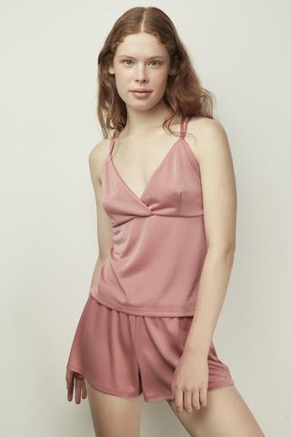 Maiou Pink Nude Detailed