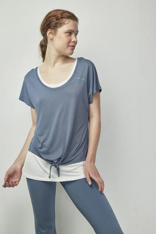 Knotted Double Tricou