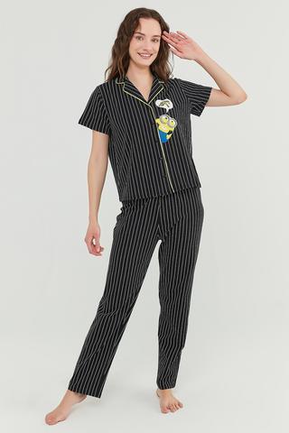 Set Pijama Lic Minions Banana