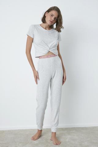 Pantaloni Melange