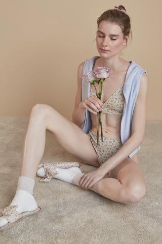Sutien Bliss Rose Printed