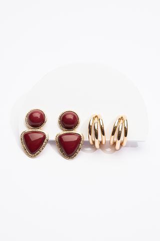 Sally Earring Set