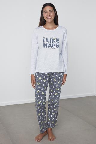 Set Pijama Snoopy Naps