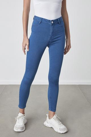 Soft Touch Push Up Jegging