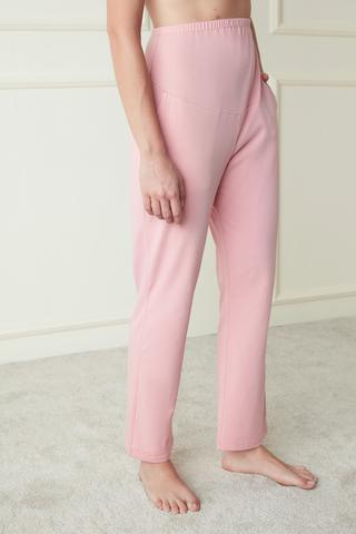 Pantaloni Mama Pink