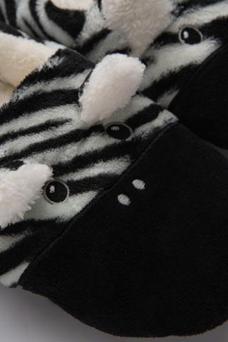 Șosete Scurte Băieți Zebra