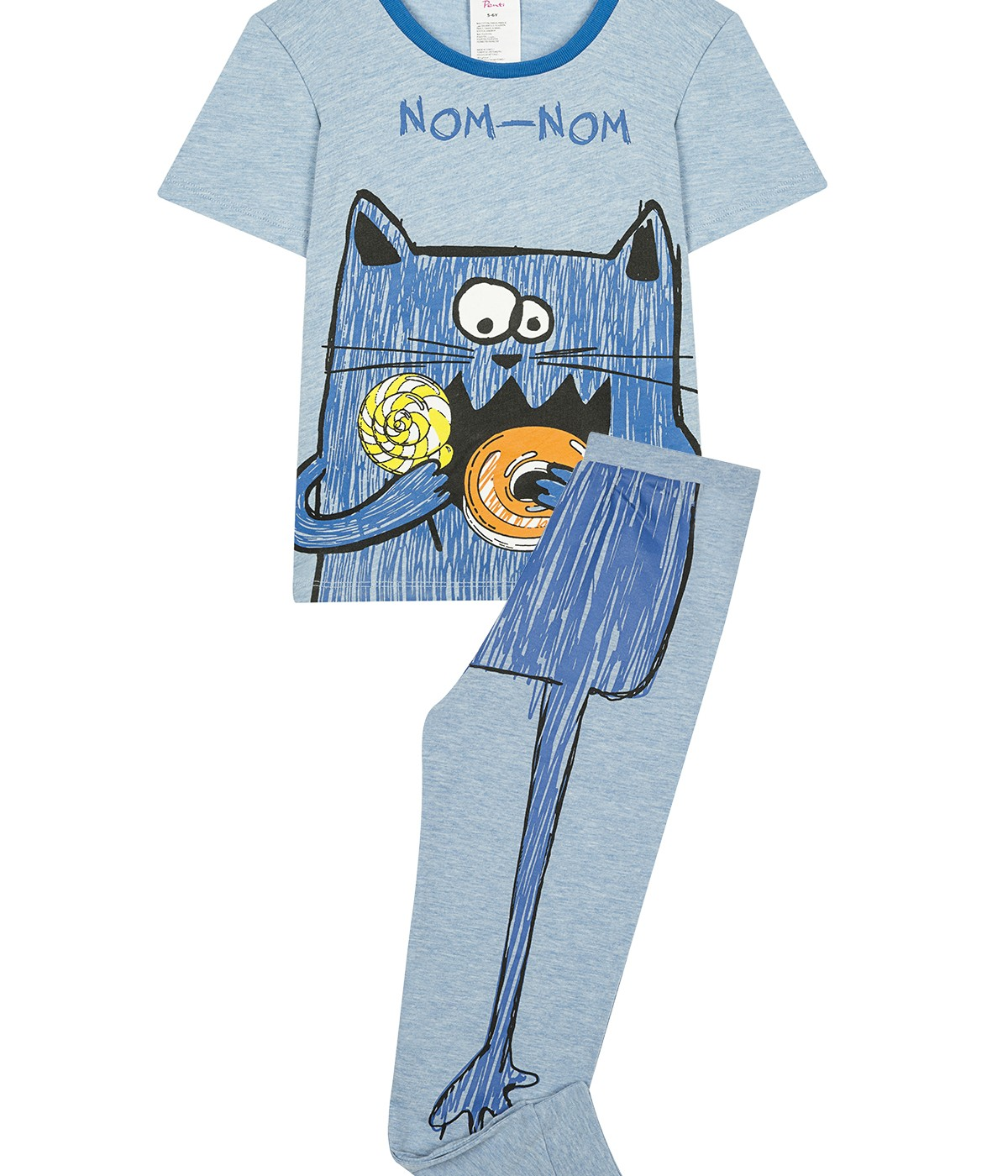 Boys Nom Nom Pyjamas 2 in 1 Set