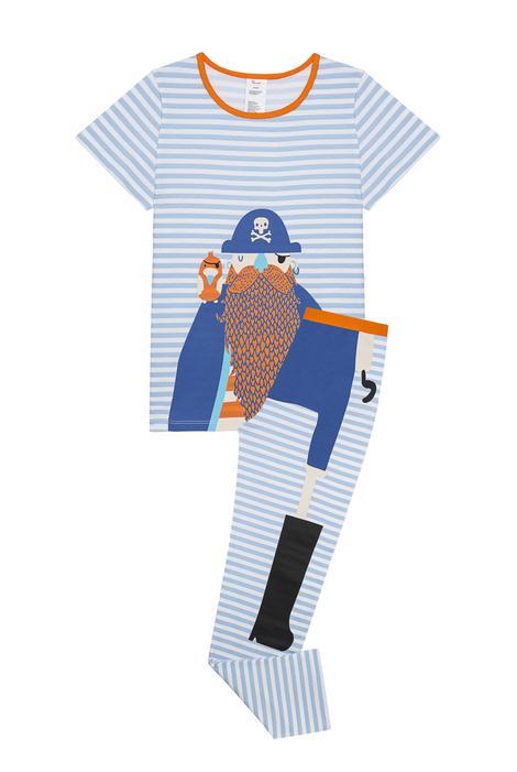 Boys Pirate Pyjamas 2 in 1 Set
