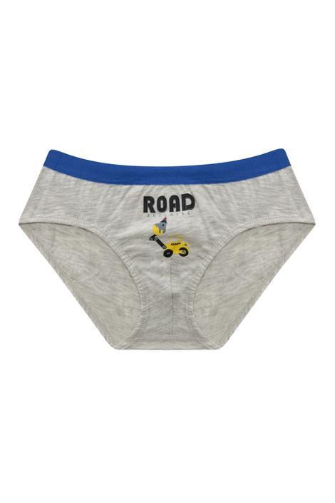 Boys Road 3 in 1 Slip Panties