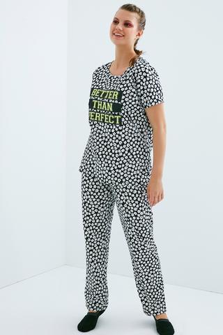 Set Pijama Bu4U Perfect