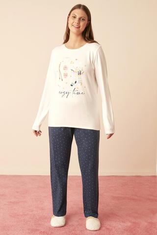 Set Pijama Termic Cozy Time