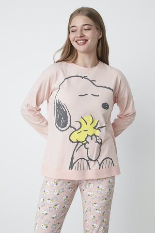 Set Pijama Lic Snoopy